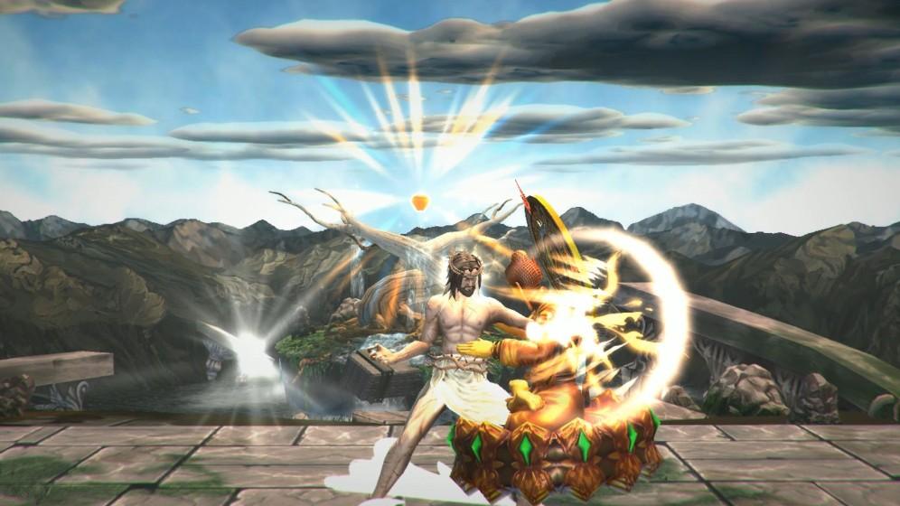 诸神之战图片