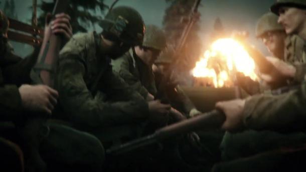 《使命召唤14:二战》新剧情宣传片展示战火兄弟