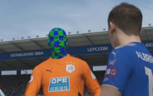 Switch版《FIFA 18》频遇BUG 球员变身魔性火