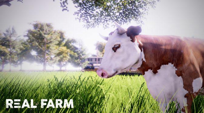 来体验最真实耕田游戏 《真实农场》已经正式推出
