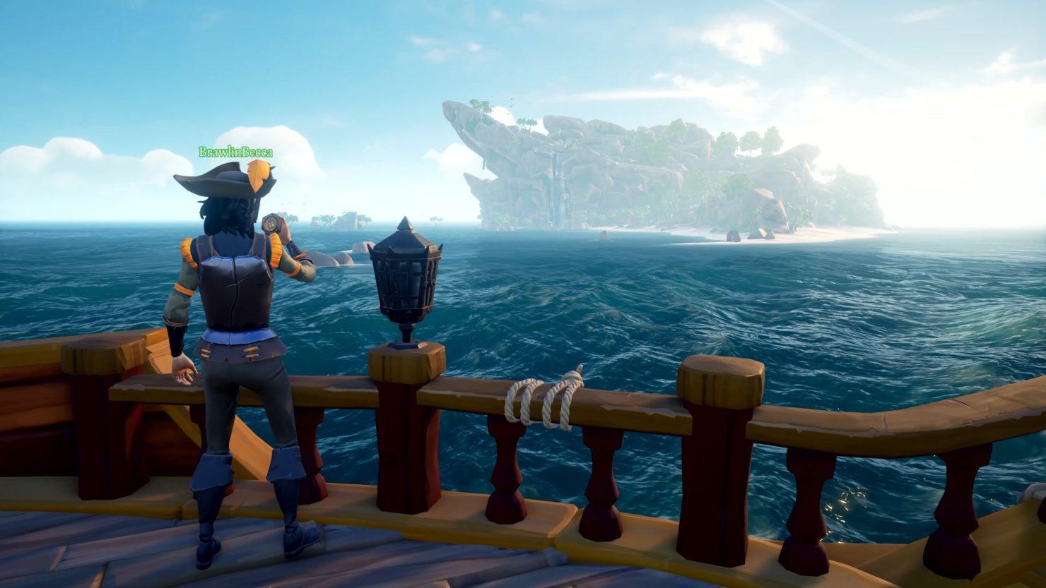 《贼海》新情报:主机版可修改视野 PC最低配置需求