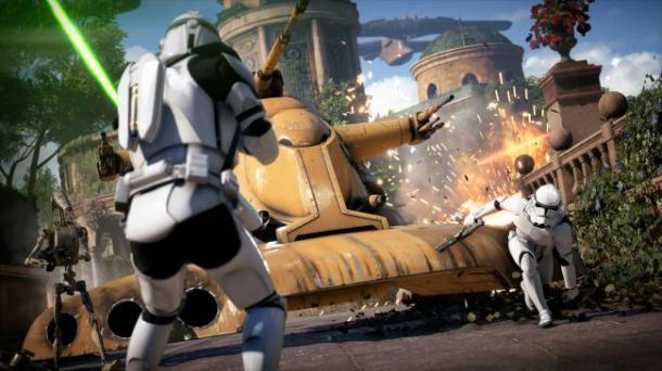 EA对《星球父亲战:前线2》补养给箱体系批做出产回应