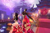 《苍穹之剑2》婚礼巡游体验乘鸾之喜