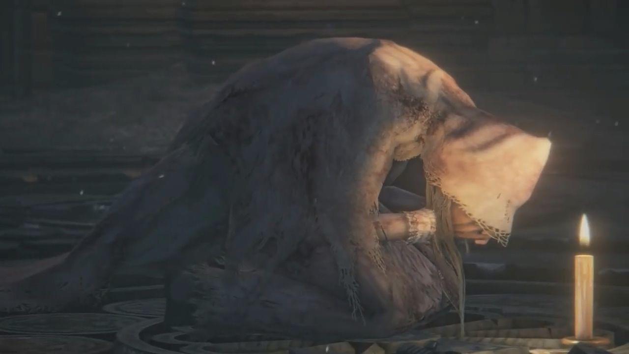 《血源》白羊妹真容曝光 面部丑陋玩家幻想破灭