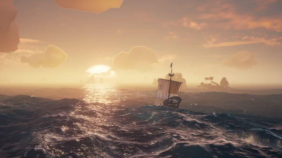 微软大作《贼海》全新实机演示 加入帮派成就霸业