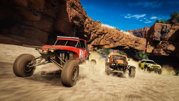 《极限竞速:地平线3》1月15日更新4K增强补丁