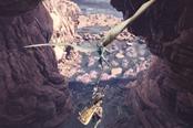 《怪物猎人:世界》新地图颁布 新Boss尸套龙出场