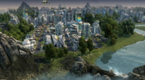 《纪元2070》服务器出问题 正版玩家都进不了游戏