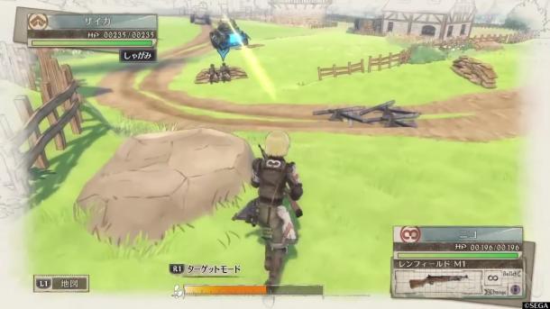 《战场女武神4》体验活动演示视频 展示初期流程