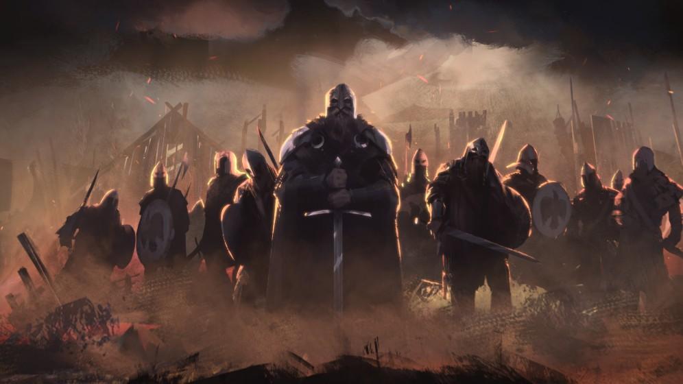 全面战争传奇:不列颠的王座图片