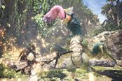 《怪物猎人:世界》骑乘使用技术 骑乘操作方法