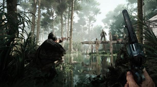 游戏引擎逆天 《猎杀:对决》全新技术DEMO曝光