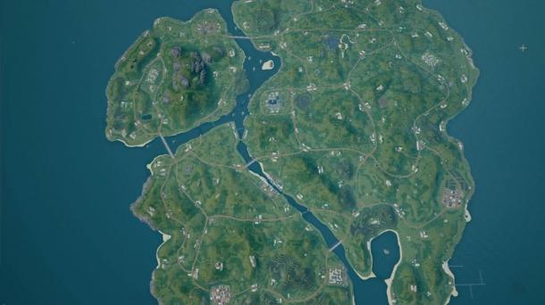 《绝地求生》4x4新地图测试 封测激活码获取地址
