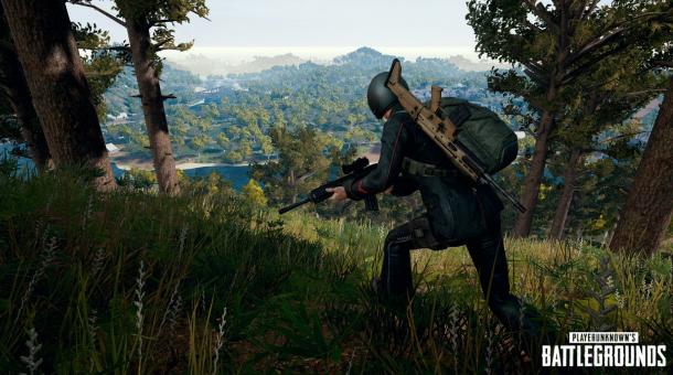 《绝地求生》PC版第9轮更新 加入敌人观战功能