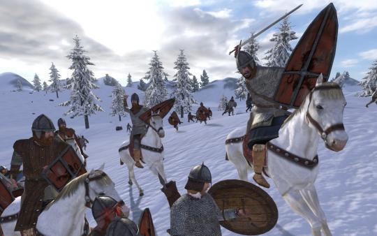 《骑马与砍杀》全系列Steam周三优惠 最低20元入手