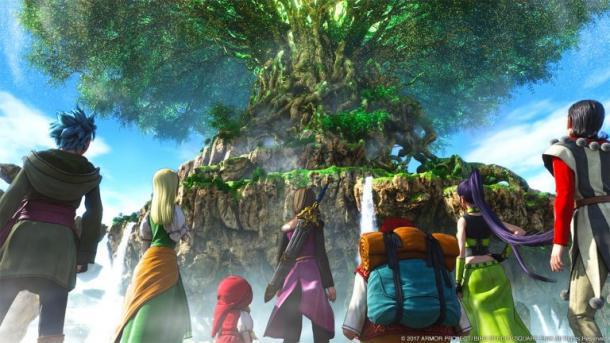 《勇者斗恶龙11》PC版支持原生4K NS版无限延期
