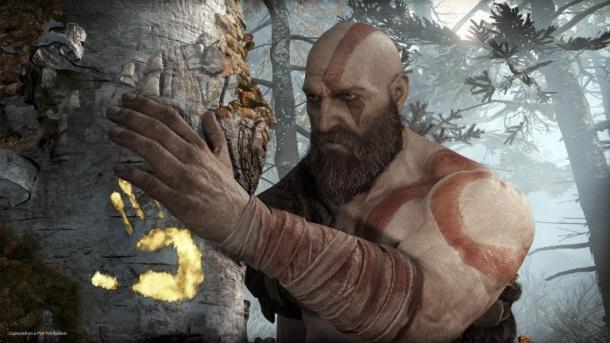 《战神4》多地区销量制霸 再夺西班牙销量榜冠军