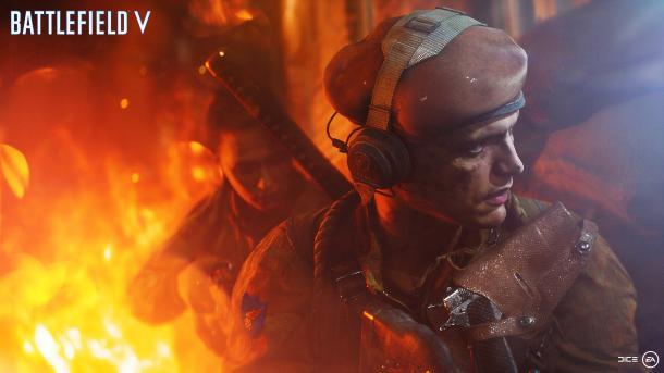 E3:《战地5》大逃杀模式仍未命名 发售后续推出
