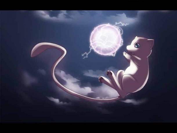 E3 2018:买精灵球+就送《宝可梦》初代神兽梦幻!