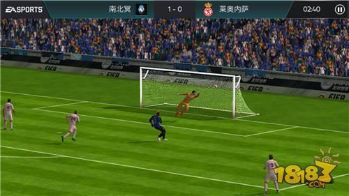 FIFA足球世界-阵型推荐433进攻阵型解析