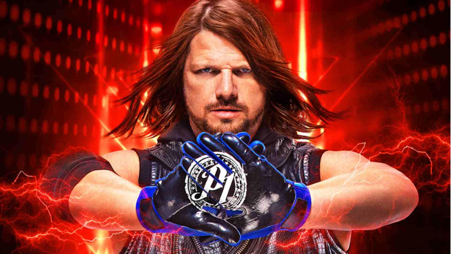 WWE 2K19图片