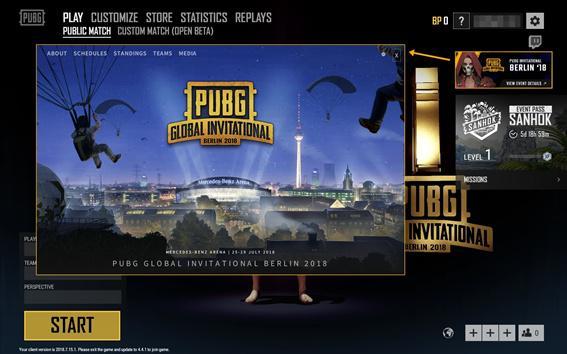 《绝地求生》PC版18轮更新公告 新武器载具将上线