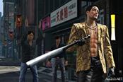 《如龙3》PS4重制版新图 在夜店和波多野结衣调情