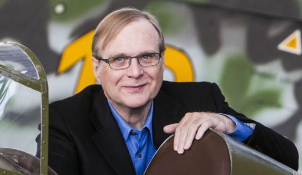 微软联合创始人今日因癌症去世 享年65岁
