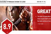 《灵魂能力6》IGN8.9分 系列最佳之一