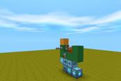 迷你世界:版本更新新载具上线?不仅可以前进还可以发射导弹!
