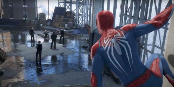 《漫威蜘蛛侠》更新 彻底解决水坑争议