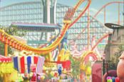 波克城市《过山车大亨》一款休闲游戏的典范