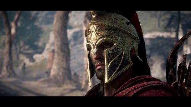 在《刺客信条:奥德赛》中,三分之二玩家选了男主角