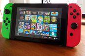 任天堂Switch成本世代销售速度最快的游戏机