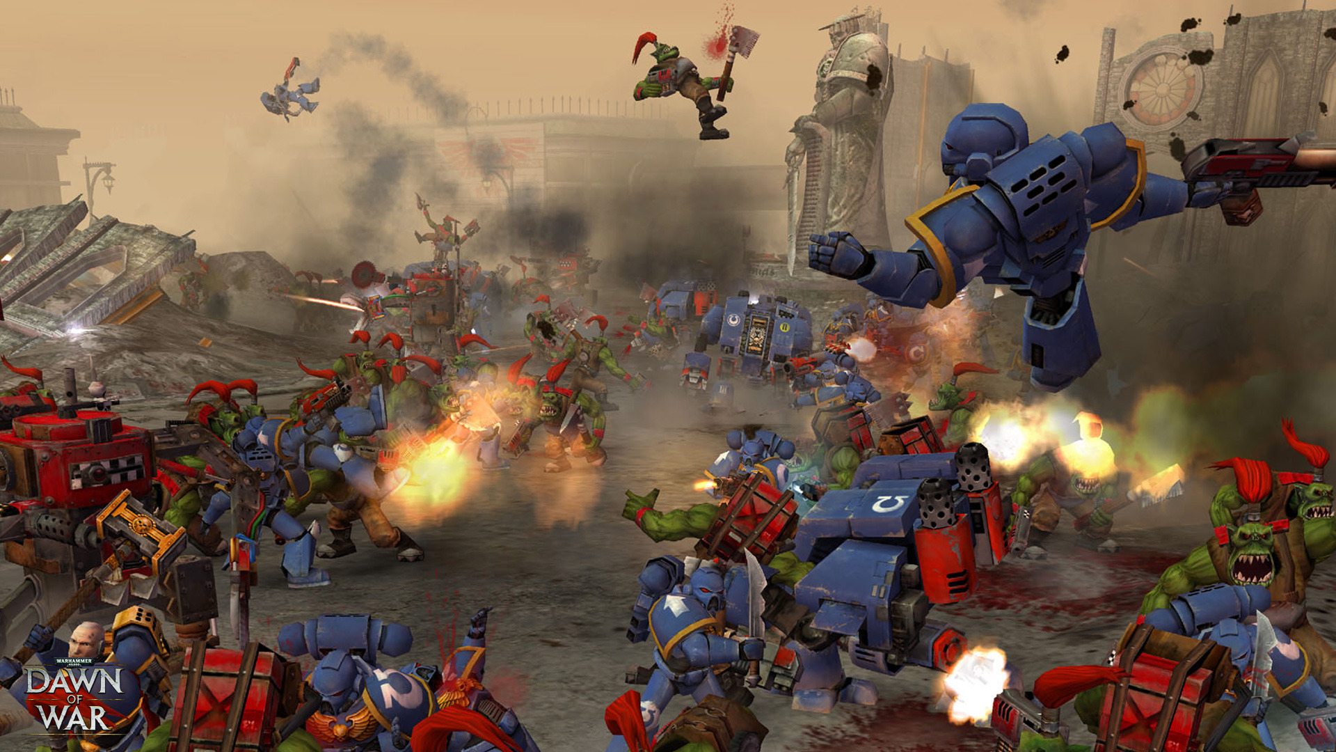 战锤40K:战争黎明图片