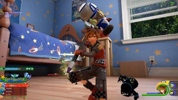野村哲也:没拿到玩具总动员的话就不做《王国之心3》