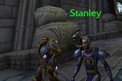 《魔獸世界》暴風城出現斯坦李 老爺子化身NPC