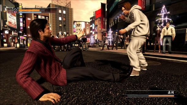 变成更强大的混混! PS4版《如龙4:传说的继承者》新角色强化系统
