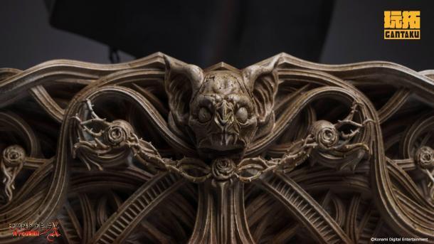 玩拓将推出《恶魔城:月下夜想曲》阿鲁卡多限量手办