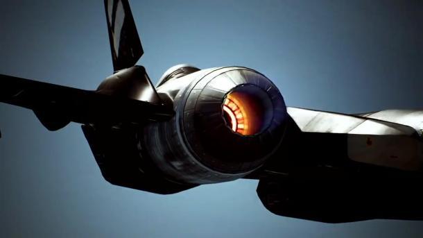 《皇牌空战7》全新宣传视频为玩家呈现强大火力