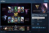 《Artifact》凉了!玩家大量流失 在线人数新低
