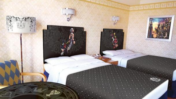助阵《王国之心3》发售!东京迪士尼酒店首度联动《王国之心3》主题
