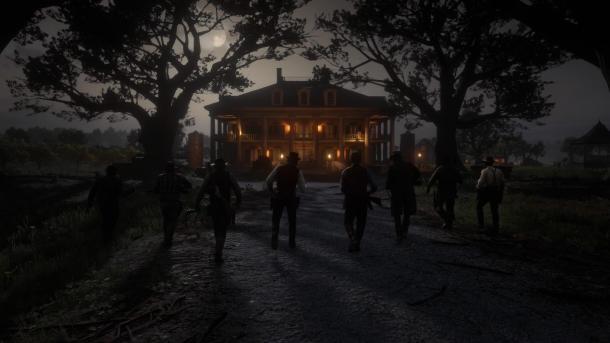 《荒野大镖客2》遭《神海4》总监批评 称很多任务抹杀玩家自由