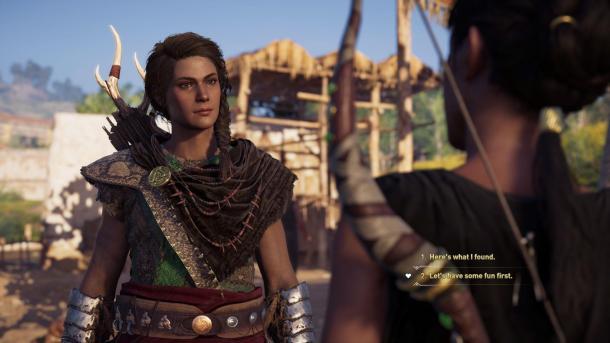 育碧道歉 《刺客信条:奥德赛》DLC2结局是为延续血脉