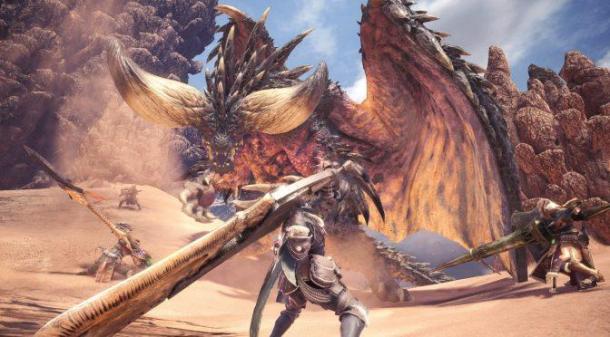 Steam《怪物猎人:世界》明日追加简中 支持超宽屏