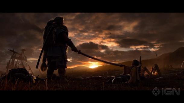 《只狼:影逝二度》剧情预告片 乱世之中寻荫庇佑