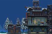 新场景雪夜古堡曝光,《猫和老鼠》技术测试开启