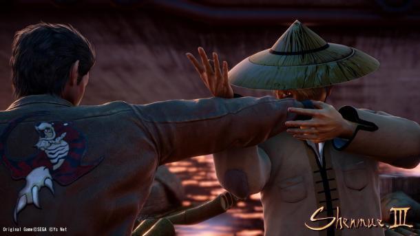 《莎木3》新情报:剧情更发人深省 战斗系统也重做了
