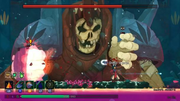 非常良心 《死亡细胞》今春推出大型免费DLC巨人崛起