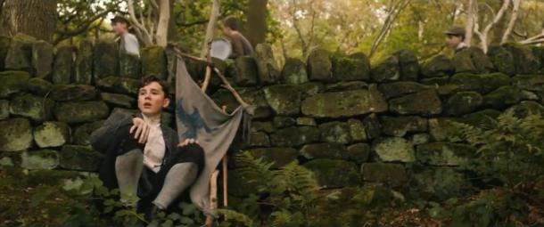 莉莉柯林斯美炸天 魔戒之父传记片《托尔金》正式预告